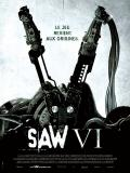 Affiche de Saw 6