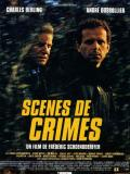 Affiche de Sc�nes de crimes