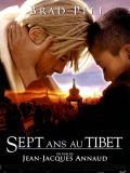 Affiche de Sept ans au Tibet