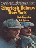 Affiche de Sherlock Holmes à New York