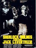 Affiche de Sherlock Holmes contre Jack l