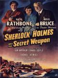 Affiche de Sherlock Holmes et l