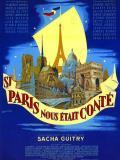 Affiche de Si Paris nous était conté