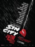 Affiche de Sin City : j