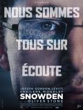 Affiche de Snowden