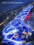 Affiche de Sonic le film