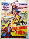 Affiche de Soulèvement en Arizona