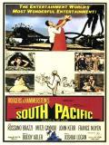 Affiche de South Pacific