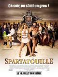 Affiche de Spartatouille
