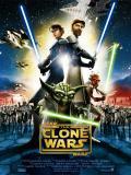 Affiche de Star Wars: The Clone Wars