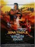 Affiche de Star Trek II : La Colère de Khan