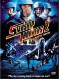 Affiche de Starship Troopers 2: Héros de la Fédération