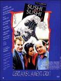 Affiche de Sushi sushi