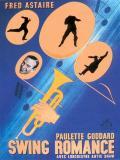Affiche de Swing Romance