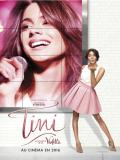 Affiche de TINI � La nouvelle vie de Violetta