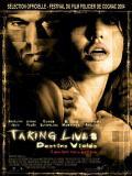 Affiche de Taking lives, destins violés