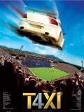 Affiche de Taxi 4