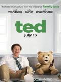 Affiche de Ted