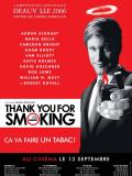 Affiche de Thank you for smoking