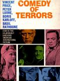 Affiche de The Comedy of Terrors