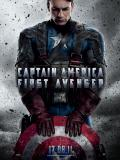 Affiche de Captain America : First Avenger