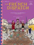 Affiche de The French Dispatch
