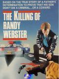 Affiche de The Killing of Randy Webster (TV)