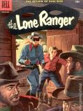 Affiche de The Lone Ranger