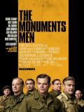 Affiche de Monuments Men