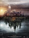 Affiche de The Mortal Instruments : La Cité des ténèbres