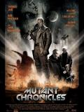 Affiche de The Mutant Chronicles