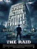 Affiche de The Raid