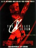 Affiche de The X Files, le film