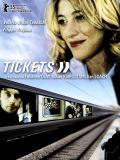 Affiche de Tickets