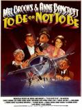 Affiche de To be or not to be