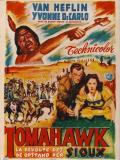 Affiche de Tomahawk