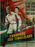 Affiche de Tonnerre sur Timberland