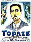 Affiche de Topaze