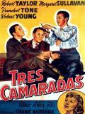 Affiche de Trois camarades