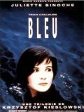 Affiche de Trois couleurs Bleu