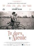Affiche de Tu dors Nicole