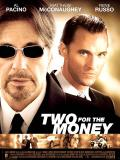 Affiche de Two for the Money