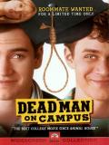 Affiche de Un cadavre sur le campus