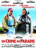 Affiche de Un crime au paradis