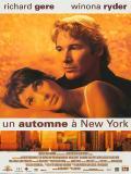 Affiche de Un Automne à New York