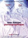 Affiche de Une liaison pornographique
