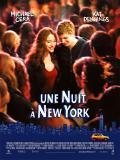 Affiche de Une nuit à New York