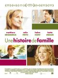 Affiche de Une histoire de famille