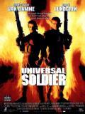 Affiche de Universal Soldier
