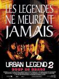 Affiche de Urban Legend 2 : coup de grâce